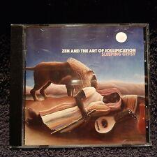 ZEN AND THE ART OF JOLLIFICATION - Sleeping Gypsy CD album 2015 MINT