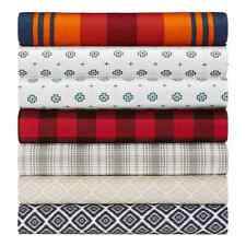 Pendleton 4-piece Flannel Sheet Set (Select Color) * FAST SHIPPING *