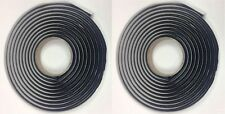 "2 Windshield OE Type Butyl Tape 3/8""x15' Window Glass Install Gasket Front Rear"