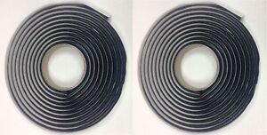 """2 Windshield OE Type Butyl Tape 3/8""""x15' Window Glass Install Gasket Front Rear"""