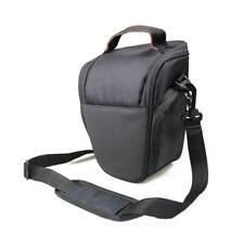 Digital Camera Nylon Waterproof Storage Bag Carrying Case For Canon EOS Nikon