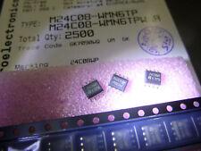 30 Stück / 30 pieces M24C08WMN6 = 24C08  8Kbit  I²C BUS  EEPROM -40°C to +85°C