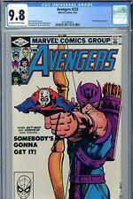 Avengers #223 CGC 9.8