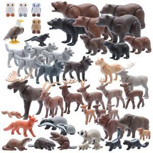 playmobil® Tiere |Wildtiere |Waldtiere |Wald | Tierpark |Zubehör |Ergänzung