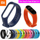 For Xiaomi Mi Band 3 4 Replacement Sport Wrist Band Watch Strap Belt Bracelet