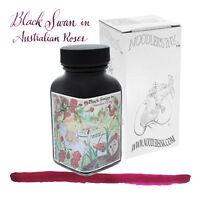 Noodler's Ink Black Swan in Australian Roses 3 oz Fountain Pen Ink bottle - New