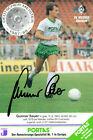 Autogramm - Gunnar Sauer (Werder Bremen) - 1988/1989