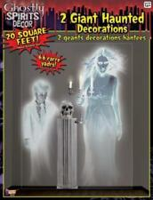 20FT Square Giant Ghostly Haunted Halloween Backdrop