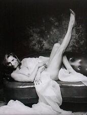 Larry S. Ferguson, Original Fotografie 1998, signiert, Janet, Erotik/Nude/Akt