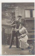 Liebchen Ade!, Scheiden tut weh! Romance Postcard, B524