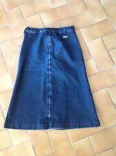 jupe culotte en jean IKKS T.10 ans neuve