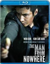 Man From Nowhere 0812491012055 Blu Ray Region a P H