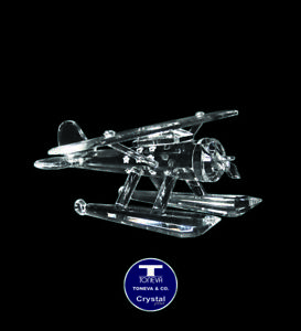 "[SPECIAL OFFER] ""Sea Plane"" Austrian Crystal Figurine was AU$94.00"