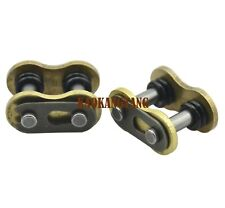 Connecting Link for 525 Heavy Duty Chain Master Link with O-ring 2 PCS