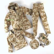 BBI Custom Craft British Royal Marine Desert Ops 1:6 Scale Uniform Set
