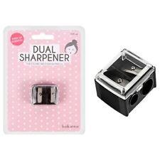Eyeliner Sharpner Cosmetics Dual Double Pencil Eyeliner Sharpener Two Size