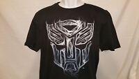 Transformers Autobots Smoke Logo Mens T-Shirt Optimus Prime - NEW