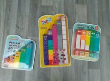 cBeebies Numberblocks ,1-5 6-10 and 11-15 Number Blocks, Toy, Fast Delivery