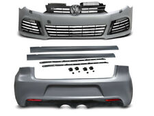 Kit carrosserie VW Golf 6 look R20 ABS a peindre (W01)