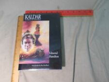 Science Fiction Fantasy  First Edition Kaldar  World of Antares  Edmond Hamilton