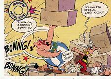 CARTE POSTALE ASTERIX *BONNG! BONNG!* (GOSCINNY-UDERZO)