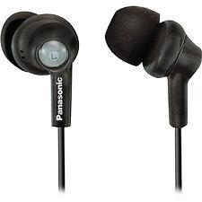 Panasonic RP-HJE270-K In-Ear Earbud Ergo-Fit Design Headphone RPHJE270