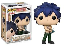 Funko - POP Anime: Fairy Tail S2- Gray Fullbuster Brand New In Box