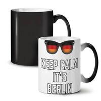 Keep Calm Germany NEW Colour Changing Tea Coffee Mug 11 oz | Wellcoda