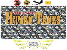 War of the Human Tanks PC & Mac Digital STEAM KEY -  Region Free