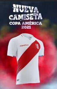 New Jersey Peru Official Stadium - Copa América 2021 Brasil  - Marathon