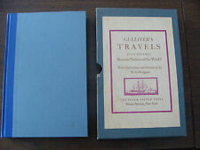 """""""Gulliver's Travels Into Several Remote Nations of the World"""" by Jonathan Swift"""