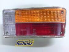 Heckleuchte R Opel Ascona A 1974 Rückleuchte rechts mit Chromrahmen 49925R7