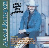 Don't Rock the Jukebox by Alan Jackson (CD, , Arista) New Sealed
