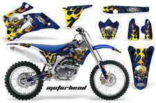 AMR RACING OFF ROAD MOTOCROSS DECAL GRAPHIC KIT YAMAHA YZ 250/450 F 06-09 MHU