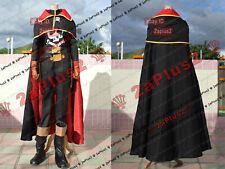 Captain Harlock Albator Version 3 Space Pirate Cosplay Costume
