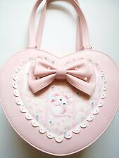 Great! Angelic Pretty × Disney Aristocats cat Marie KIss me Bag Japan lolita