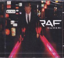 CD ♫ Audio RAF • NUMERI nuovo sigillato