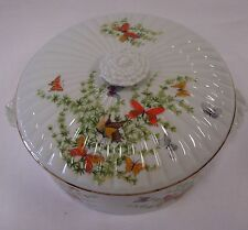 SHAFFORD 'ECSTASY' ROUND COVERED CASSEROLE DISH