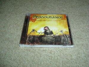 SHADOWDANCE - FUTURE NEGATIVE FANTASY - CD ALBUM - NEW - ICED EARTH / SANCTUARY