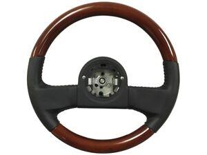 1984-89 Chevrolet Corvette OE Series C4 Leather/Mahogany Steering Wheel