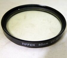 Tiffen 55mm UV - 16 uv Lens Filter made in USA
