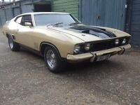 Australian Ford Falcon XB GT Coupe 1974 Cleveland 351 V8 like a Mustang XA XC GS