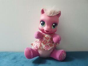 Hasbro soft plush baby doll my little pony