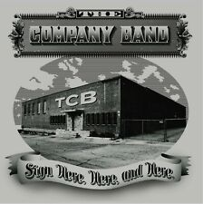 The Company Band-Sign Here, Here & Here. VINYL LP NEW SEALED CKY CLUTCH FIREBALL