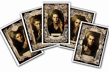 VAMPIRE DIARIES - SET OF 5 - A4 POSTER PRINTS # 3