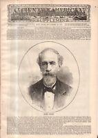 1878 Scientific American Supp November 23 - Boulogne Harbor; Peru Mummies; Roads
