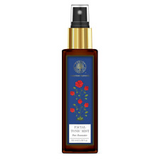 Ayurvedic Forest Essential Facial Tonic Mist Pure Rosewater 100ml Free Shipping