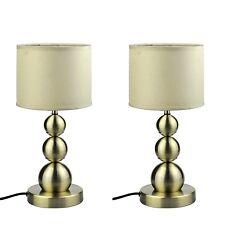 Table Lamp 3ball Ascending Lamp Brass
