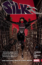 SILK VOL #00 LIFE AND TIMES OF CINDY MOON TPB Marvel Comics #1-7 TP Spider-man