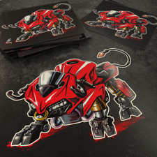Ducati stickers decals Corse Panigale Supersport 899 959 1199 1299 1098 Emblem